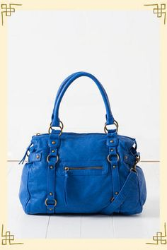 They Call it the Blues Bag designed by T-Shirt & Jeans for Francesca's