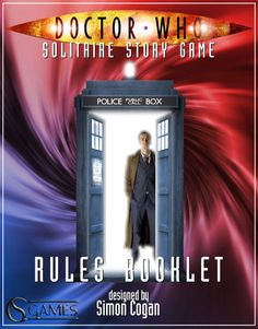 Doctor Who: Solitaire Story Game