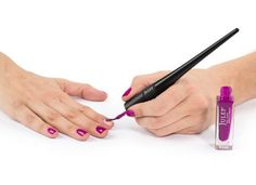 A tool for better DIY manicures.