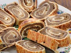 Xmas Food, Sweet Bread, Apple Pie, Food To Make, Waffles, Snacks, Breakfast, Recipes, Advent