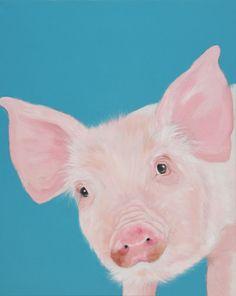 Gary Acrylic on canvas 71x67cm £225