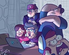 When you search up Gravity Falls and you get Dipper x Mable Gravity Falls Funny, Gravity Falls Fan Art, Dipper And Mabel, Mabel Pines, Dipper Pines, Bill Cipher, Cartoon Shows, A Cartoon, Fall Drawings