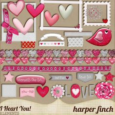 Harper Finch: As promised...