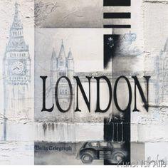 Marie Louise Oudkerk - London