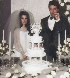 Colonel Parker forbid the Memphis Mafia from attending the wedding at the Aladdin Hotel in Las Vegas on May 1; and many of them complained to Elvis. So, on May 29, 1967, Elvis and Priscilla performed a second wedding at Graceland
