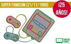 21/11/1990. Los japoneses recibían la sucesora de Nintendo Famicom, es decir, la Super Famicom. La tercera consola de sobremesa de la compañía fue, es y lo será siempre, una máquina de 16 bits técnicamente perfecta para aquellos dorados años. La desafiante respuesta de Nintendo a la Sega Mega Drive en la batalla por el trono de los 16 bits. SFC destacó en varios apartados técnicos siendo la primer consola de videojuegos capaz de generar gráficos tridimensionales gracias al chip Super FX.