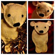 Christmas Craft: Polar Bear