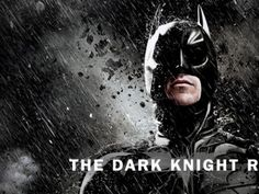 Batman The dark knight rises portada para facebook y wallpaper