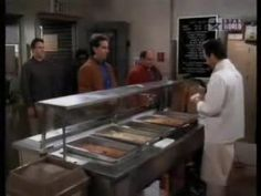 My favorite show and one of my favorite characters. Seeing Jerry on screen with the soup Nazi during the Super Bowl brought a little bit of joy to my life, and that is what I call awesome advertising.