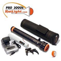 Комплект RetLight Pro 3000K Catalog