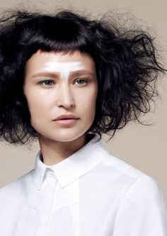 Beautiful haircut from the Mark Hayes Collection, Sassoon.