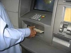 Atm hacking trick 100% working - YouTube