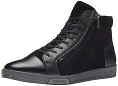 Calvin Klein Men's Berke Suede/Action Fashion Sneaker #shoes http://www.theshoespack.com/calvin-klein-mens-berke-suedeaction-fashion-sneaker/  Calvin Klein Men's Berke Suede/Action Fashion Sneaker
