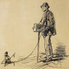 Henry Patrick Raleigh, Illustrator