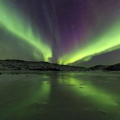 """500px / Photo """"Norway Aurora's"""" by Peter Spencer"""