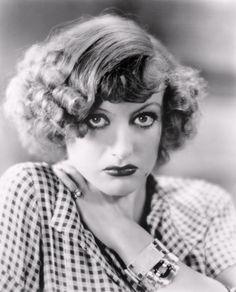 "Joan Crawford - The beautiful ""Aries""."