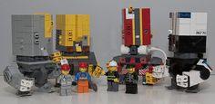 Blockhead Mecha, via Flickr. http://lego.cuusoo.com/ideas/view/795