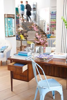 Desk Space:  Designers Guild