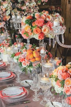 69 Best Coral Wedding Decorations Images In 2019 Coral Wedding Decorations Chair Sashes