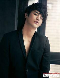 Cosmopolitan 2012.12 - Seo In Guk