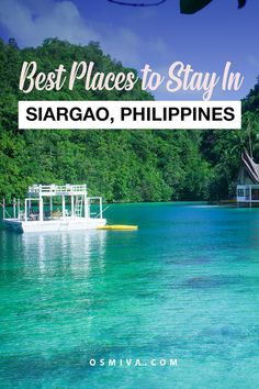 Best Siargao Resorts and Hostels For An Extraordinary Vacation   OSMIVA Siargao Philippines, Philippines Travel, Vacation Villas, Beach Resorts, Siargao Island, Island Villa, Romantic Beach, Beach Villa, Hostel