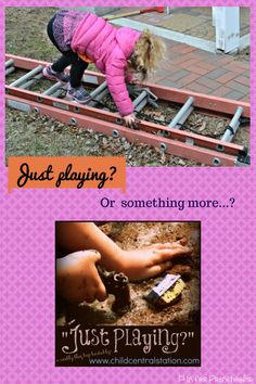 Just Playing? Ladder play #playmatters