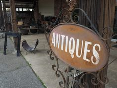 Fort Benning Guide to Antiques, Vintage and All Things Junk