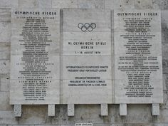 List of the olympic winners 1936 - Picture of Olympic Stadium (Olympiastadion), Berlin
