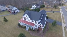 Lorton VA off Rt 123-Wrap around front porch DREAM HOME coming on market March 2018. Drone Video view.