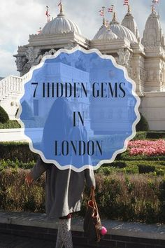 London's best hidden gems-- Tanks that Get Around is an online store offering a selection of funny travel clothes for world explorers. for funny travel tank tops and more travel destination guides! Cool Places To Visit, Oh The Places You'll Go, Places To Travel, Travel Destinations, Travel Tips, Travel Hacks, Travel Guides, London With Kids, Things To Do In London