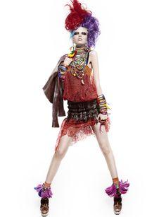 Daphne Groeneveld : Numéro #124 June/July 2011 : Greg Kadel
