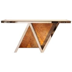 1stdibs - Mirrored Console Table By Nazaret explore items from 1,700  global dealers at 1stdibs.com