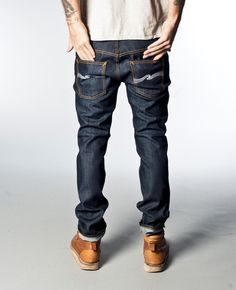 Nudie Jeans, Red Wing Shoes