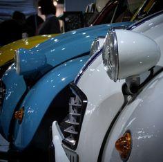 """II Salón del Vehículo Clásico, de Época y Colección, """"Retro Auto&Moto Málaga"""" celebrado en el Palacio de Ferias y Congresos de Málaga (Fycma) del 30 de enero al 1 de febrero   Citroen V2 #citroën #autoretro #retromalaga2015 #retro #2cv #vintage #igers #igerscadiz #igersmalaga #malaga #andalucia #vehiculoclasico #clasicoshistoricos #fycma #grupopsa #igerscars #frenchcar #frances #citroën2cv #vigo   Foto: @works1981 en Instagram"""