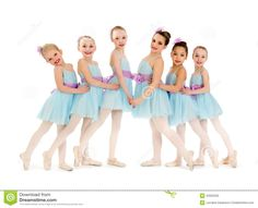 Junior Petite Ballet Class Of Girls Stock Image - Image of girls, dance: 43322535 Dance Team Photos, Dance Picture Poses, Dance Photo Shoot, Dance Pics, Young Girl Photography, Ballerina Photography, Dance Photography Poses, Group Photography, Dancers Pose