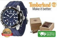 Relógio Timberland Arlington Bracelete Azul   10ATM- Caixa de aço inoxidável- Mostrador Azul- Exibição da data- Diâmetro 48mm- Movimento de quartzo- Cristal mineral- Resistente à água até 10 ATM / 100 metros- Caixa de oferta, pode ser ligeiramente diferente da foto
