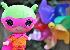 Tiny Might!! #Lalaloopsy #Littles