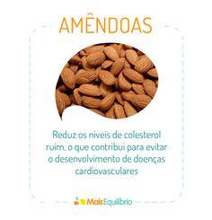 Inclua frutas oleaginosas no seu cardápio! http://maisequilibrio.com.br/nutricao/frutas-oleaginosas-2-1-1-382.html
