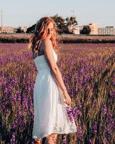 """Iris 🌸 Travel & Lifestyle on Instagram: """"Sunset is my favorite color. 🌅💛 . Bei jedem Sonnenuntergang den ich sehe würde ich am liebsten die Zeit anhalten um ihn ewig genießen zu…"""" Iris, White Dress, Instagram, Wedding Dresses, Fashion, Sunset, Bride Dresses, Moda, Bridal Gowns"""