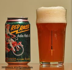 Best beer to come in a can. EVER.Central City's Red Racer IPA.
