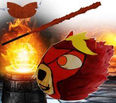 PINIATA+XXL+LEGO+Chima+-+LEW++KIJ++OPASKA+w+hanako-design+na+DaWanda.com