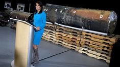 US envoy to the UN Nikki Haley has been criticized for a speech in which she accused Iran of being behind a missile targeting a Saudi airport last month.