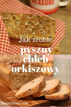 Bardzo prosty przepis na pyszny chleb orkiszowy