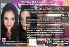 curso profesional en Tecnica Profecional en uñas Tizayuca Hidalgo