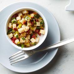 Chopped Jicama Salad
