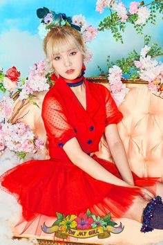 Coloring Book oh my girl, oh my girl kpop members, oh my girl 2017 comeback, oh my girl 4th mini album, oh my girl photoshoot 2017, oh my girl comeback teaser photos