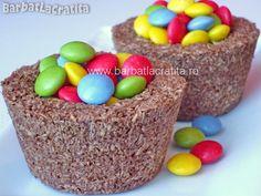 Ciocolata cu nuca de cocos Coco, Cereal, Pudding, Eggs, Cookies, Breakfast, Shape, Crack Crackers, Morning Coffee