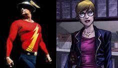 "BIG news for season 2 of 'The Flash'! - ""The Flash Casts Teddy Sears As Jay Garrick and Shantel VanSanten As Patty Spivot"""