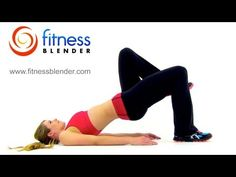 OMG: Oh My Glutes - Cardio, Butt and Thigh Workout by Fitness Blender