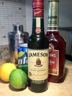 1000 images about jameson irish whiskey on pinterest for Mixed drink with jameson